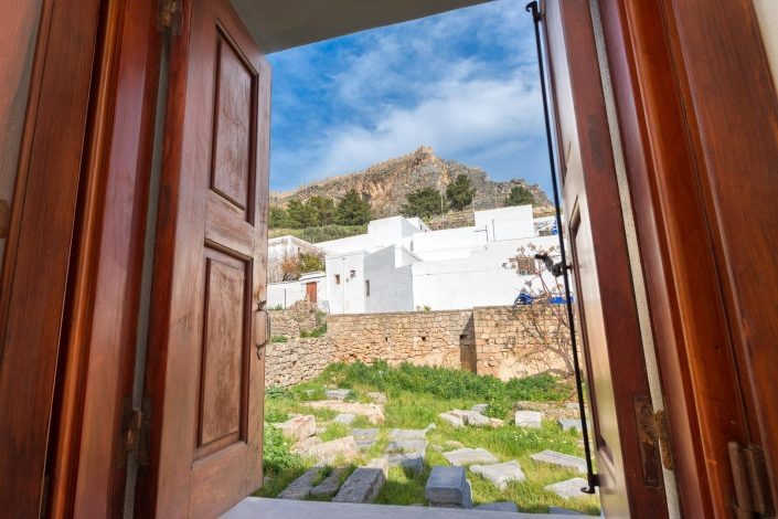 Lindos Villas Suites Apartments